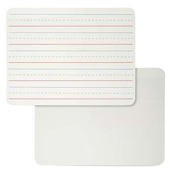 Lap Board 9 X 12 Plain Lined White Surface 2 Sided By Charles Leonard