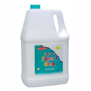 Economy Washable School Glue Gallon By Charles Leonard