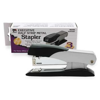 Half Strip Stapler By Charles Leonard
