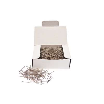 Straight Pins 1/2 Lb. Box By Charles Leonard