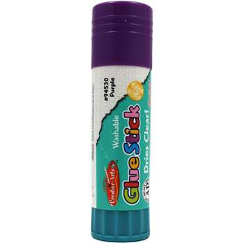 Economy Glue Stick 13Oz Purple By Charles Leonard