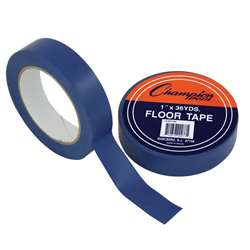 Floor Tape Blue By Champion Sports