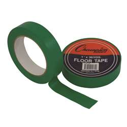 Floor Tape Green By Champion Sports