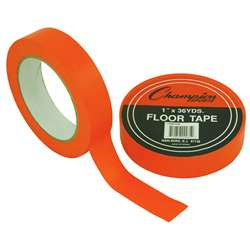 Floor Tape Orange By Champion Sports
