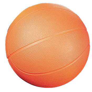 Coated High Density Foam Ball Basketball Size 3 By Champion Sports
