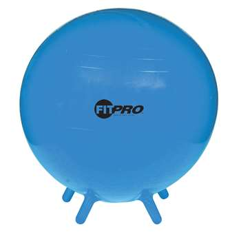 Fitpro Ball Stability Legs Blu 55Cm Gr 3 And Up, CHSBL55