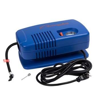 Deluxe Equipment Inflating Pump By Champion Sports