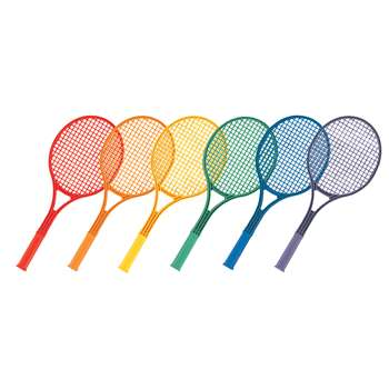 Plastic Tennis Racket Set, CHSJTRSET