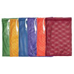 Equipment Bag Set Of 6 Mesh Asst Sm, CHSMB18SET
