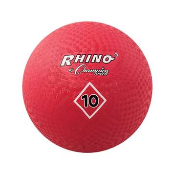 Playground Balls Inflates To 10In By Champion Sports