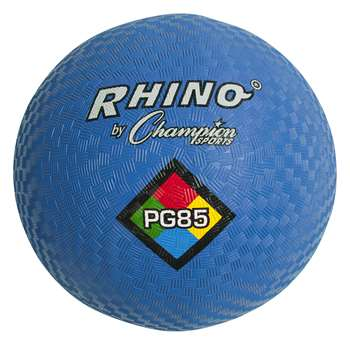 Playground Ball 8 1/2In Blue By Champion Sports