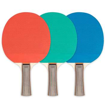 Table Tennis Paddle Rubber Wood, CHSPN1