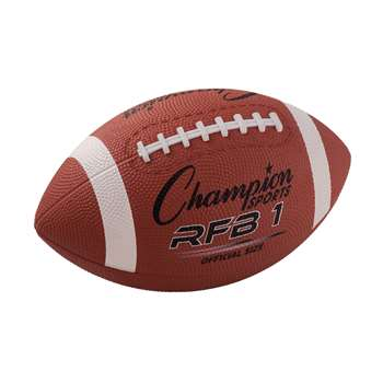 Football Official Size By Champion Sports