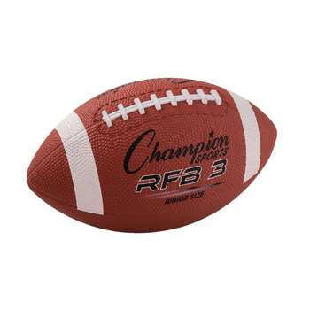 Football Junior Sized By Champion Sports