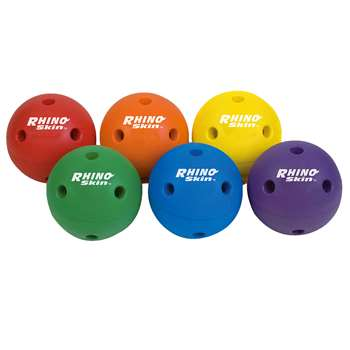 "Playground Ball Set Rhino Skin 6"" CHSRSH5SET"