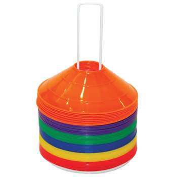 Shop Saucer Field Cone Set - Chsscxset By Champion Sports