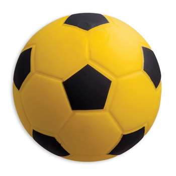 Coated High Density Foam Ball Soccer Ball Size 4 By Champion Sports