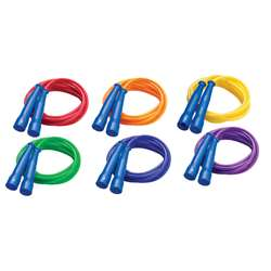 Speed Rope 9Ft Blue Handle Assorted Licorice Rope By Champion Sports