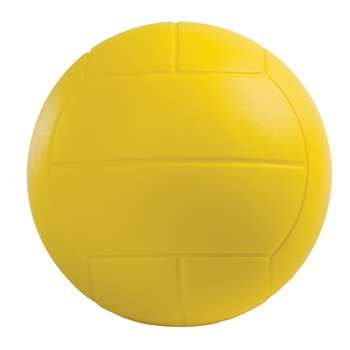Coated Foam Ball Volleyball By Champion Sports