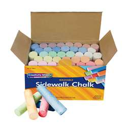 Sidewalk Chalk 37 Pieces By Chenille Kraft
