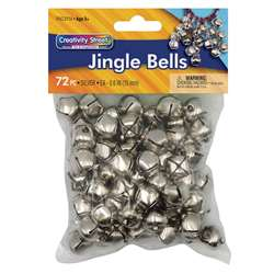Jingle Bells Class Pack Silver By Chenille Kraft