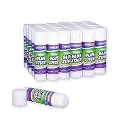 Glue Sticks 30 Clear .28 Oz By Chenille Kraft