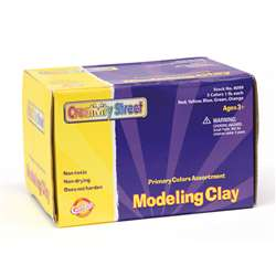 Creativity Street Modeling Clay 5Lb Assortment By Chenille Kraft