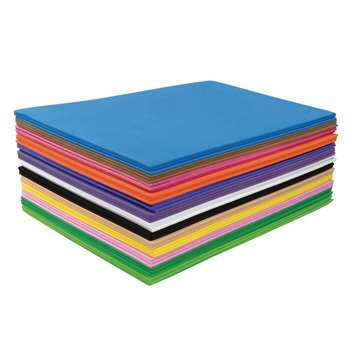 Wonderfoam Sheets 40 Asstd Sheets, CK-4301