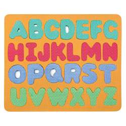 Wonderfoam Magnetic Capital Letters Puzzle Set By Chenille Kraft