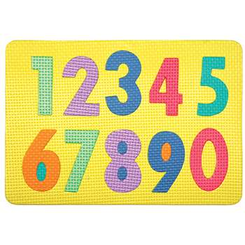 Wonderfoam Magnetic Numerals By Chenille Kraft