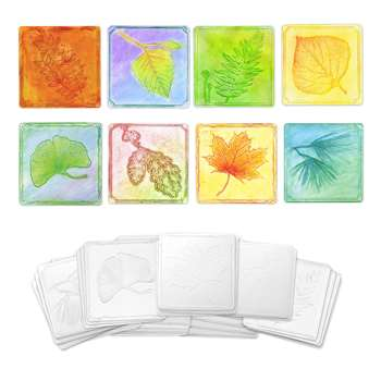 Embossed Paper Leaf Collection By Chenille Kraft
