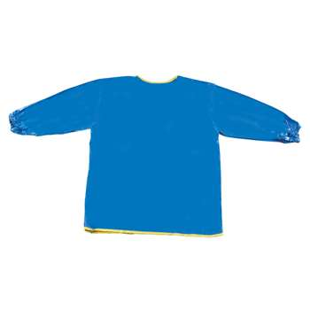 Long Sleeve Art Smock Blue By Chenille Kraft