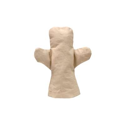 Canvas Body Hand Puppets 6 Pk By Chenille Kraft