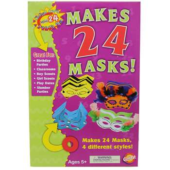 Colossal Craft Packs Masks, CK-5486
