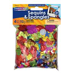 Sequins & Spangles 4 Oz. By Chenille Kraft