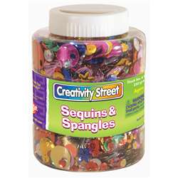 Shaker Jar Sequins & Spangles By Chenille Kraft