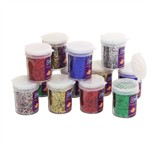 Glitter 12 Pk. 3/4 Oz. Multi Pack By Chenille Kraft