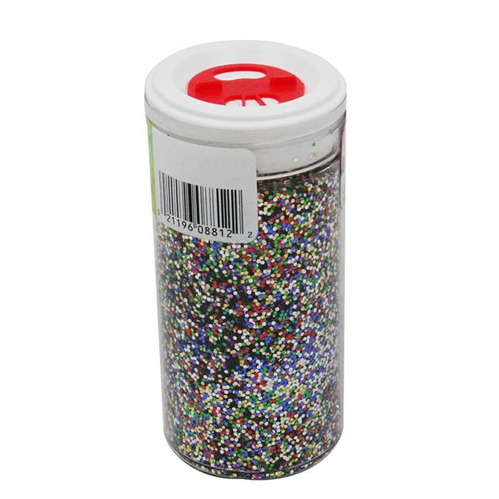 Glitter 4 Oz. Multi By Chenille Kraft
