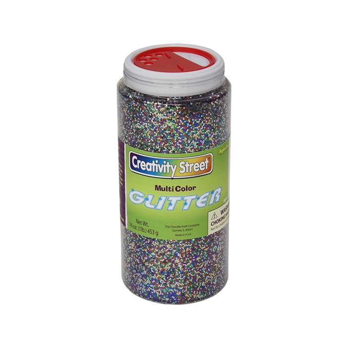 Glitter 1Lb. Multi By Chenille Kraft