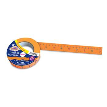 Teach & Tear Measuring Tape, CK-9316