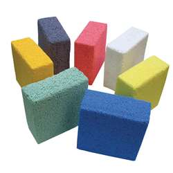 Squishy Foam - 7 Colored Pcs, CK-9650