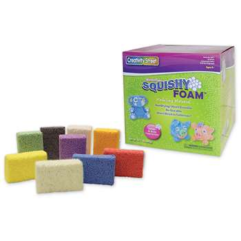 Squishy Foam - 36 Colored Pcs, CK-9651