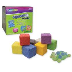 Squishy Foam - 8 Colored Pcs, CK-9652