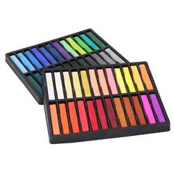 Quality Artists Square Pastels 48 Assorted Pastels By Chenille Kraft