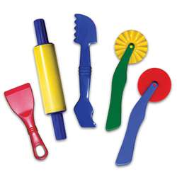 Dough Tools By Chenille Kraft