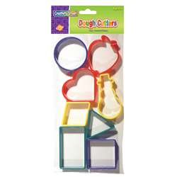 Dough Cutters - Shapes By Chenille Kraft