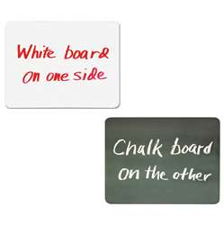 Combo Chalk & White Board 10Pk Classpack 9 X 12 By Chenille Kraft