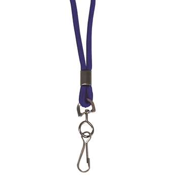 C Line Std Lanyard With Swivel Hook Blue By C-Line