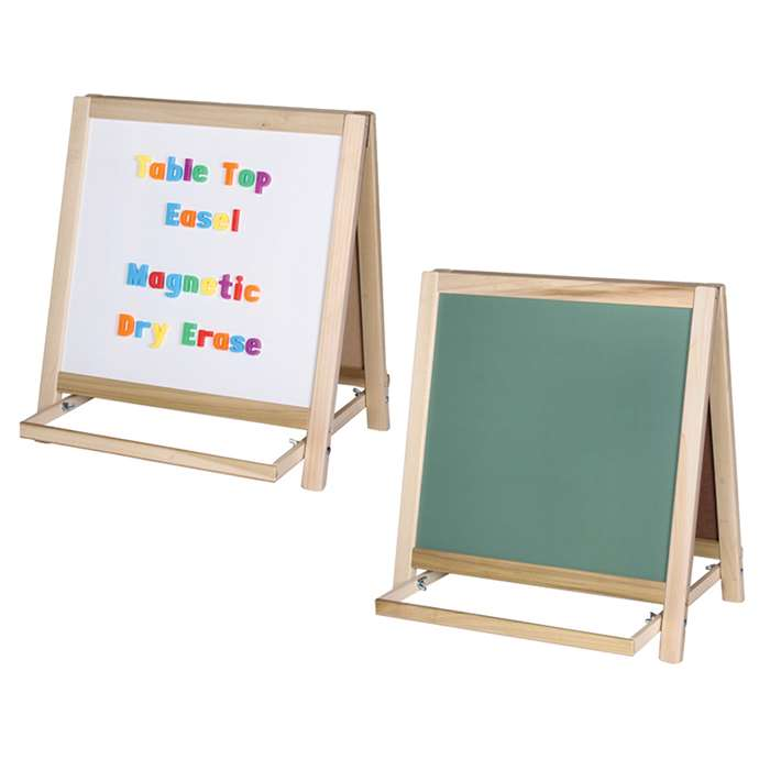 Magnetic Table Top Easel, CMF306