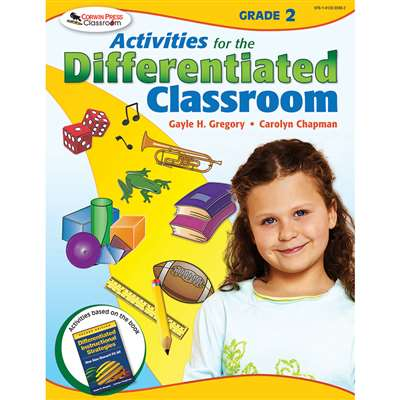 Activities For The Differentiated Classroom Gr 2 By Corwin